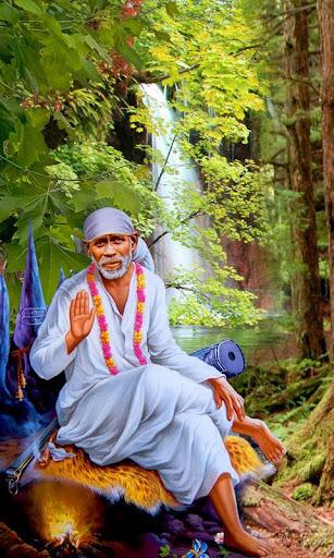 Shirdi Sai Baba Live Wallpapers Free Download Vinnyoleo Vegetal