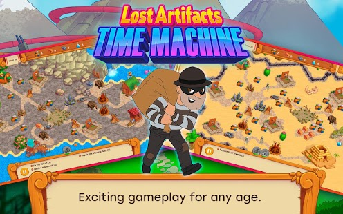 Lost Artifacts: Time Machine Screenshot