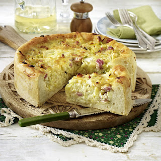 Palatine Bacon and Onion Cake
