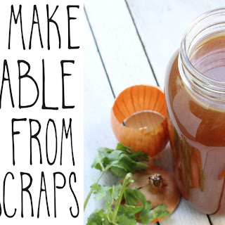 How to Make Vegetable Broth from Veggie Scraps