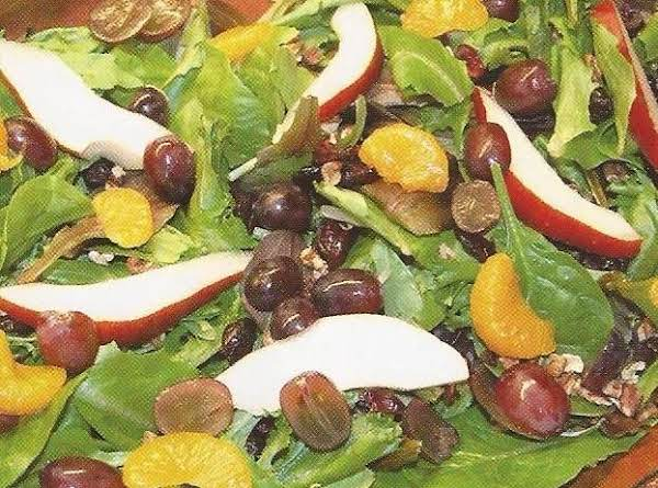 Sweet Autumn Salad Recipe