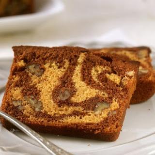 Pecan Marble Cake