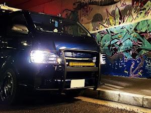 ハイエースバン  H31/4 4WD寒冷地仕様のカスタム事例画像 タニエースさんの2019年12月10日22:44の投稿