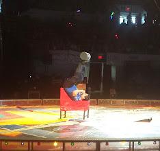 Photo: a balancing act