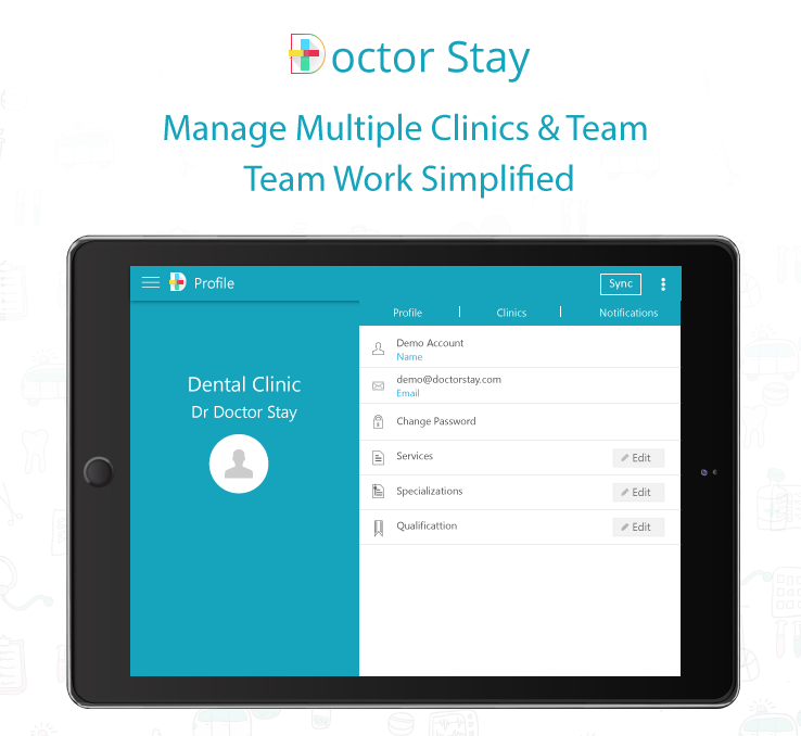 Doctor Stay - for Doctors- screenshot