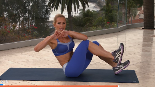 Intense Tabata Abs Workout screenshot 6