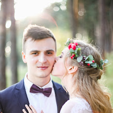 Wedding photographer Olga Bovkanyuk (Ollallala). Photo of 18.04.2017