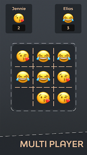 Tic Tac Toe Emoji - Online & Offline filehippodl screenshot 11