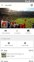 Screenshot of MLB.com Ballpark