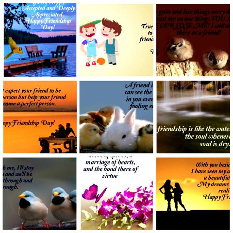Friendship Greeting Images