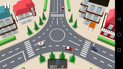 玩免費休閒APP|下載Happy Traffic Rushing app不用錢|硬是要APP