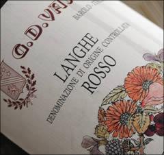 Logo for G.D. Vajra Langhe Rosso
