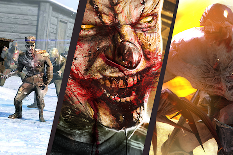 Zombie Call: Trigger 3D First Person Shooter Game ...