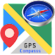 GPS Compass Tool - Live Streetview ; Smart Compass Download on Windows