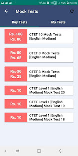 Download CTET - Center Teacher Eligibility Test Android App For PC Windows and Mac apk screenshot 7