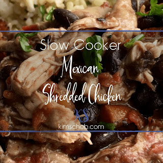 Slow Cooker Mexican Shredded Chicken Recipe