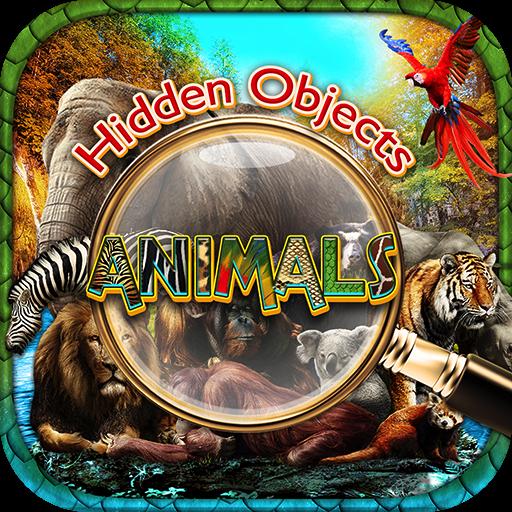 Hidden Object Animals Kingdom