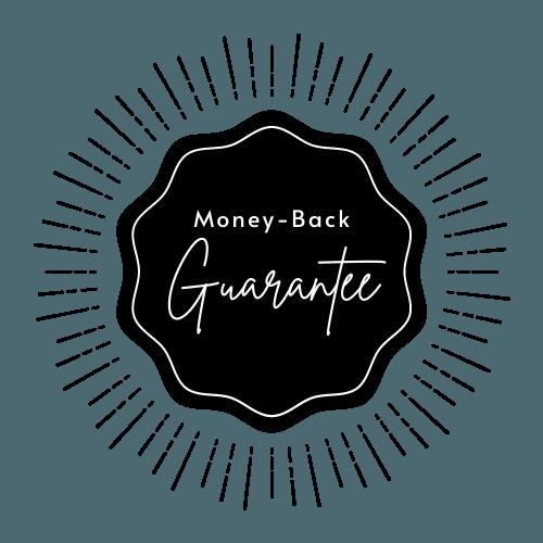 Money-Back Guarantee Icon