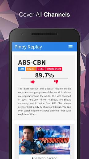 pinoy ako online tambayan replay abs cbn