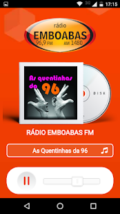 Rádio Emboabas- screenshot thumbnail