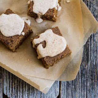 Breakfast Friday   Gingerbread Buckwheat Cake.