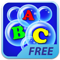 Word Bubbles for Kids Free icon