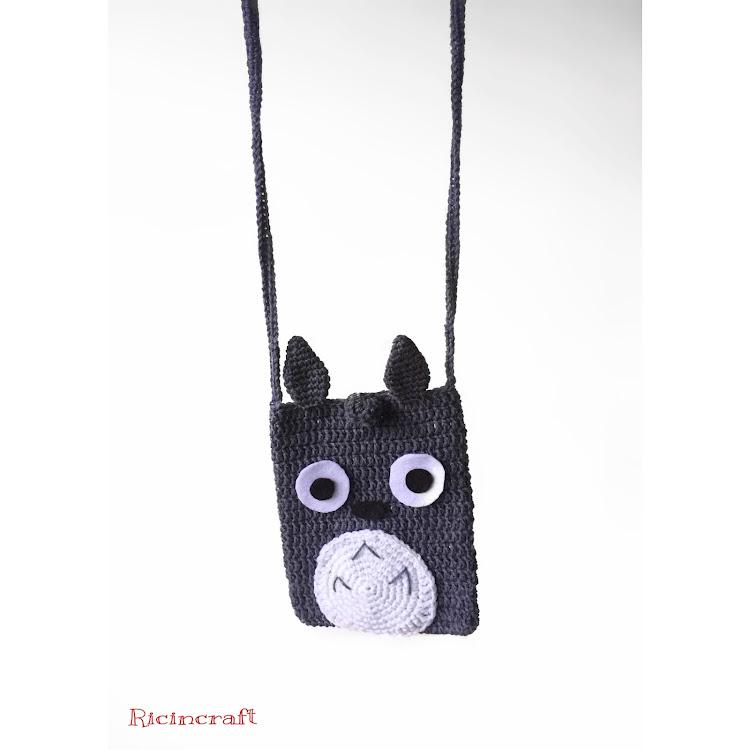 Handmade Classic Small Handbag