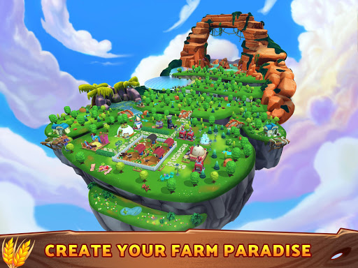 Harveston - Island in the Sky: The Farm Simulator screenshots 10