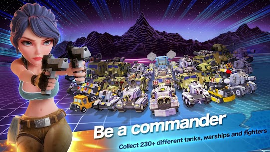Top War: Battle Game Mod Apk Download For Android and Iphone 1