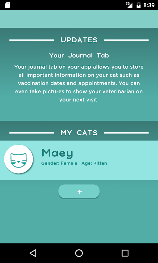 Cat Healthy- screenshot