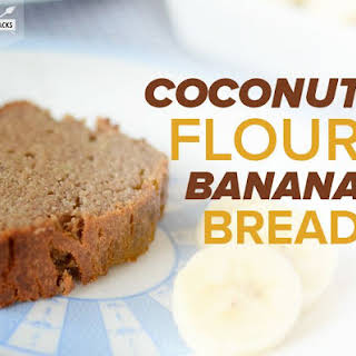 Heather ReslerCoconut Flour Banana Bread.