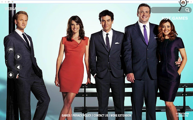 How I Met Your Mother Wallpapers New Tab