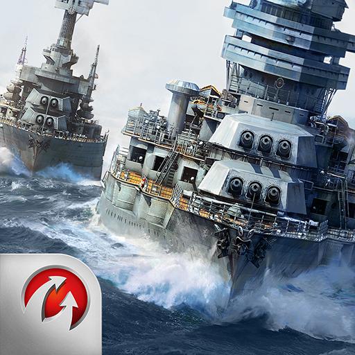 World of Warships Blitz: морской ММОРПГ PvP шутер