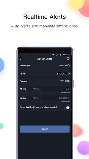 BitUniverse - Crypto Portfolio & Grid Trading Bot 2.9.13 screenshots 6