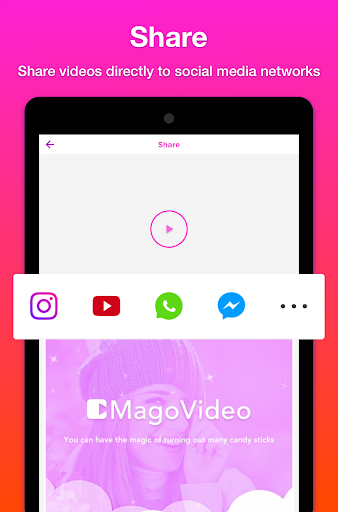 Video Star, Video Editor Magic Effects screenshot 16