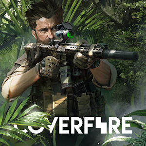 Cover Fire: shooting games v1.17.11 MOD APK One Hit | Unlimited All | Unlock Vip | No ADS