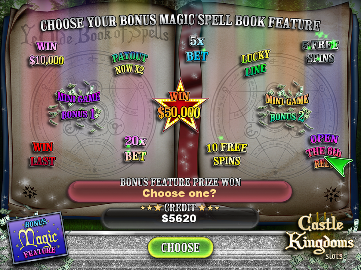 Castle Kingdoms Slots FREE- screenshot