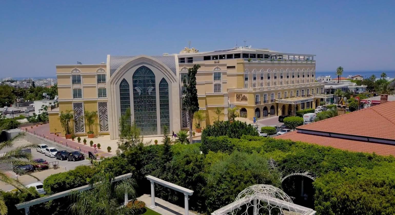 The Arkın Colony Hotel