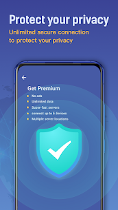 Free VPN – Unlimited VPN & Fast Security App Download For Android 4