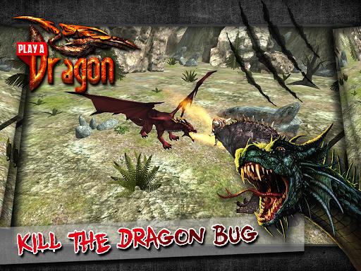 Aドラゴンを再生する:シミュレータ