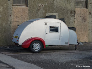 Photo: Trailer, Johnshaven, Aberdeenshire