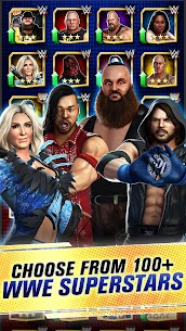 WWE Champions 2019 MOD Apk (Always Active) 2