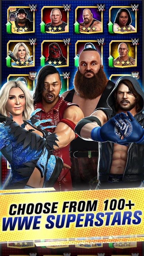 Screenshot 2 WWE Champions 2019 0.375 APK MOD