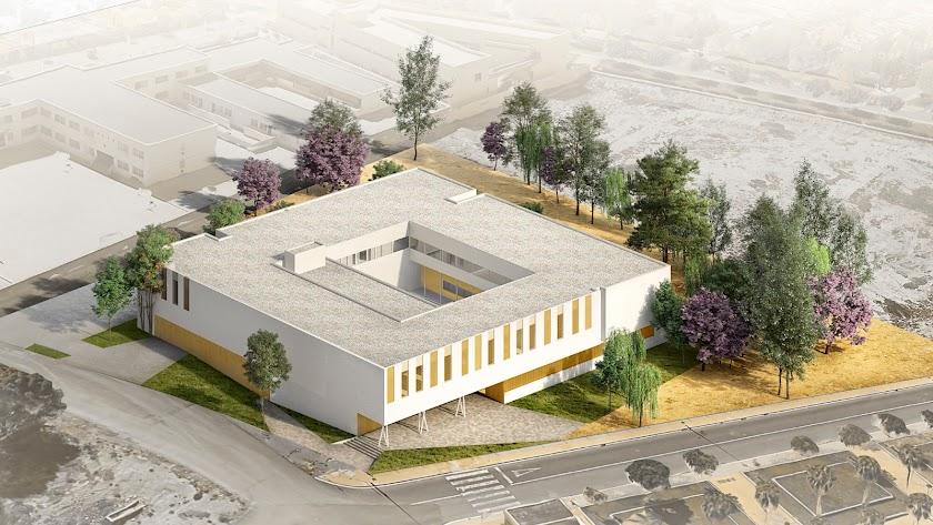 El nuevo edificio del Conservatorio de Danza estará ubicado en Nueva Almería.