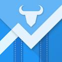 My Stocks Portfolio & Widget icon