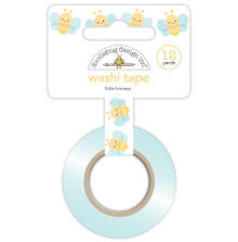 Doodlebug Washi Tape 15mmx12yd - Little Honeys