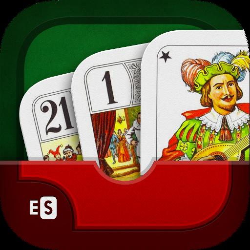 French Tarot Icon