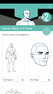 Learn How to Draw- screenshot thumbnail