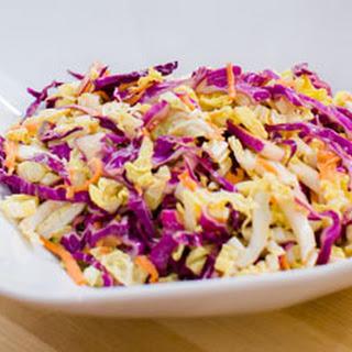 Red Cabbage-Citrus Slaw Recipe