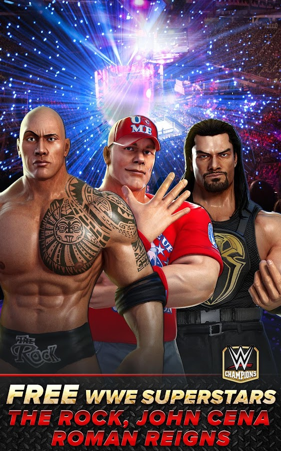 WWE Champions Free Puzzle RPG Android Apps on Google Play